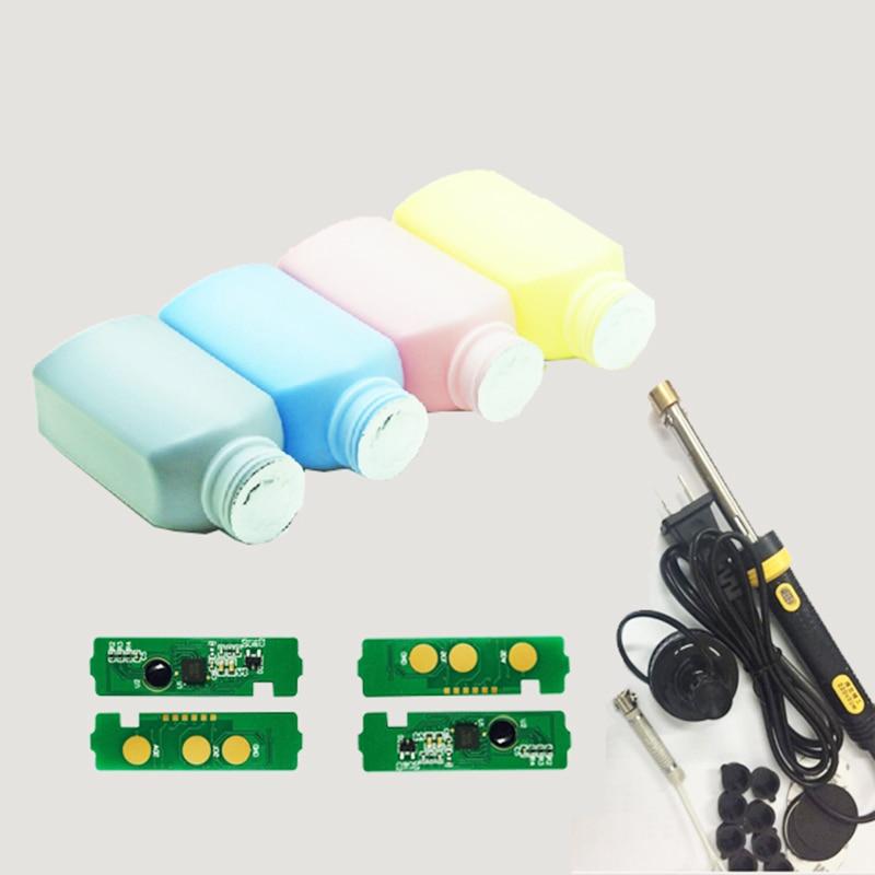 Einkshop CLT-404S Toner Powder + Refill Tool Kit + 4 Chip For Samsung 404S SL-C430 SL- C430W C430 C432 C480W FW C482 C483 FW