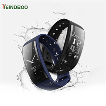 купить Smart Watch With Heart Rate Monitor Pedometer Sleep Fitness Tracker Smartwatch Bracelet Watch Connect Android IOS по цене 1377.34 рублей