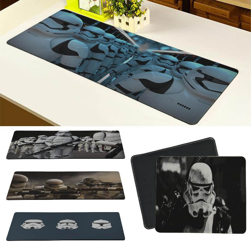 MaiYaCa Trooper Starwars Comfort Mouse Mat Gaming Mousepad Size For 30x60cm And 30x90cm Gaming Mousepads