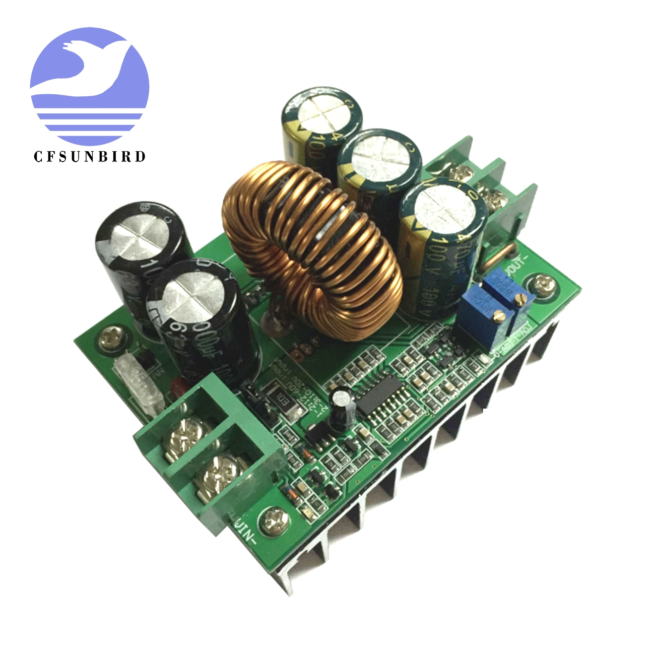 1200w 20a dc constant current cv boost converter 8v 60v to
