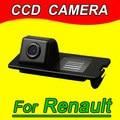 For Renault European Renault Fluence  Duster Megane latitude Car Back Up reverse Parking Rear View Sensor Camera  waterproof