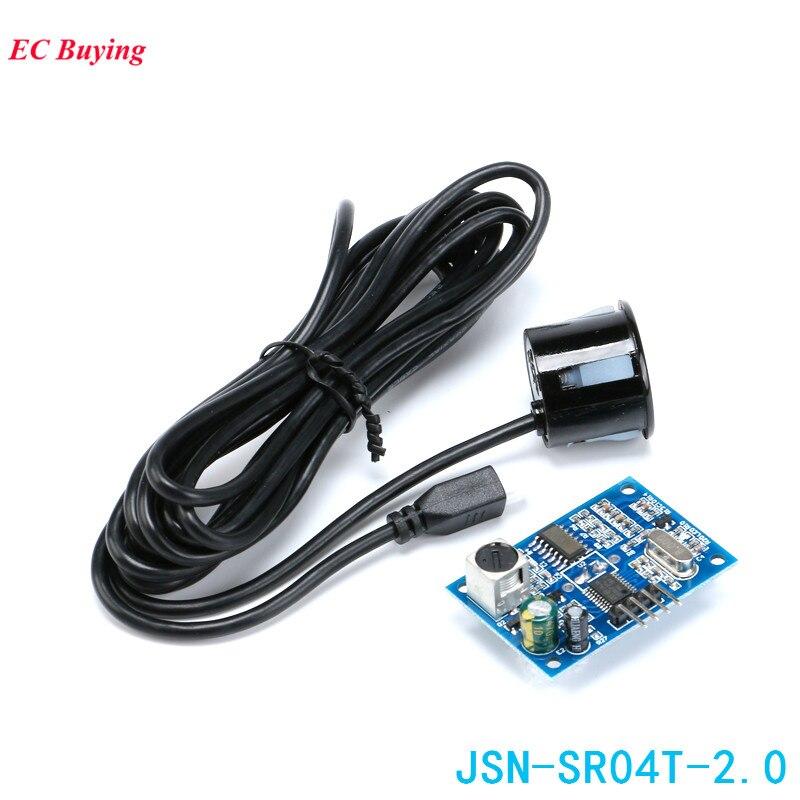 5 Stücke JSN-SR04T Wasserdichte Ultraschall-modul JSN-SR04T-2.0 ...