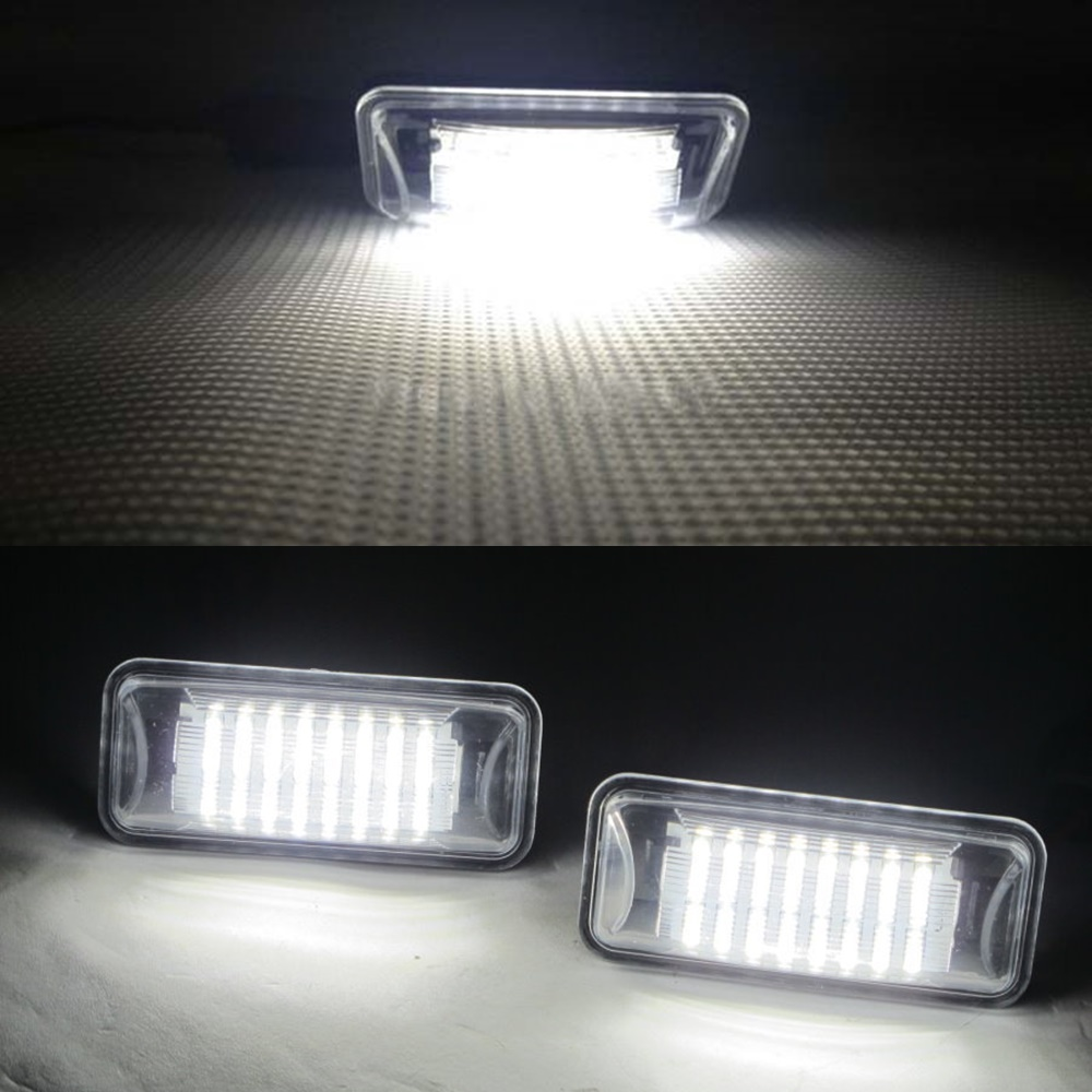 2 Pcs Set Gt 86 Led License Plate Light Lamp Rear Registration Wiring Flood Lights Including Home Lighting Piaa Number For Toyota Gt86 Ft86 Brz Scion Fr S In Signal From Automobiles