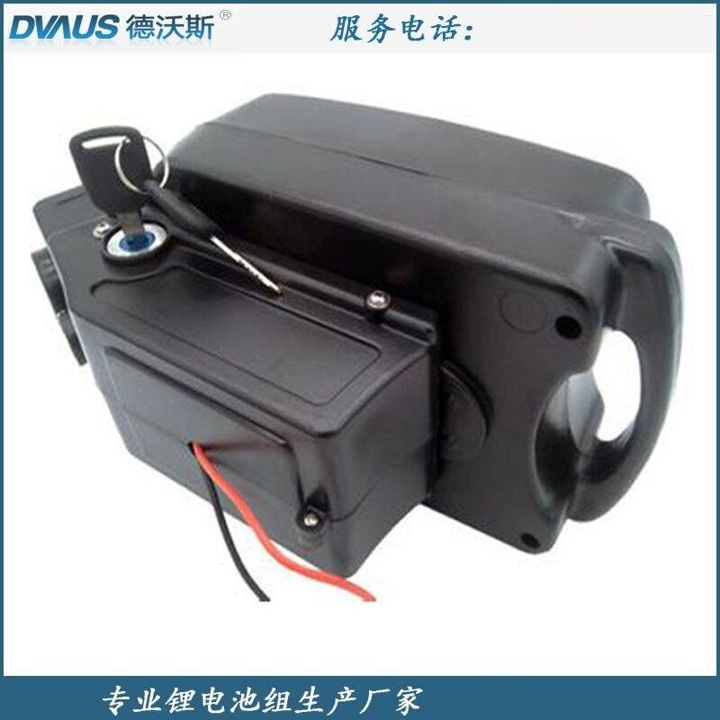 Высокое качество 36V 8AH литий ионный аккумулятор с 15A BMS 2A зарядное устройство для 36V электрические велосипеды Power Bank - 3