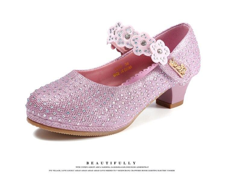Cristal de Diamante Sapatos de Dança de