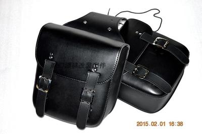 Motorcycle bag Motorcycle saddlebag motorcycle side bag prince saddlebag For Harley Prince Earth Eagle King Cruise