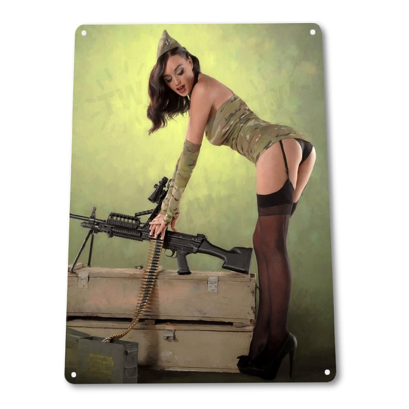 Motor oil company! vintage metal signs retro tin plate iron picture the wall decoration for bar cafe garage