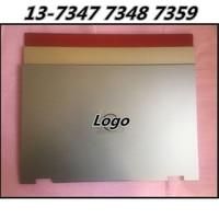 Laptop LCD Back Cover Top Case For Dell 13 7000 7347 7348 7359 Bezel Front Frame Housing Case