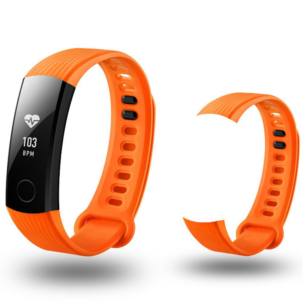 2018 New smartband fitness band Fashion Sports Silicone