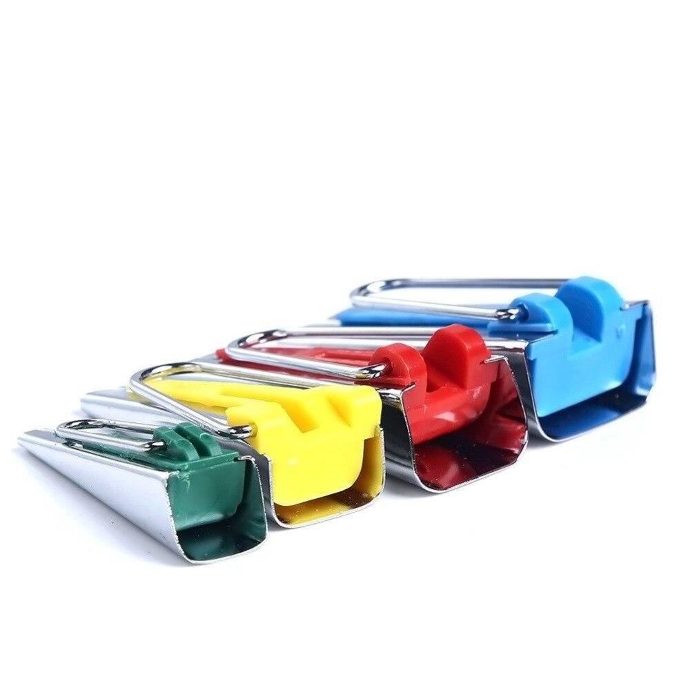 4pc Parça Bias Tape Maker Bağlama Aləti Dördlü Dikiş 6mm 12mm - İncəsənət, sənətkarlıq və tikiş - Fotoqrafiya 4