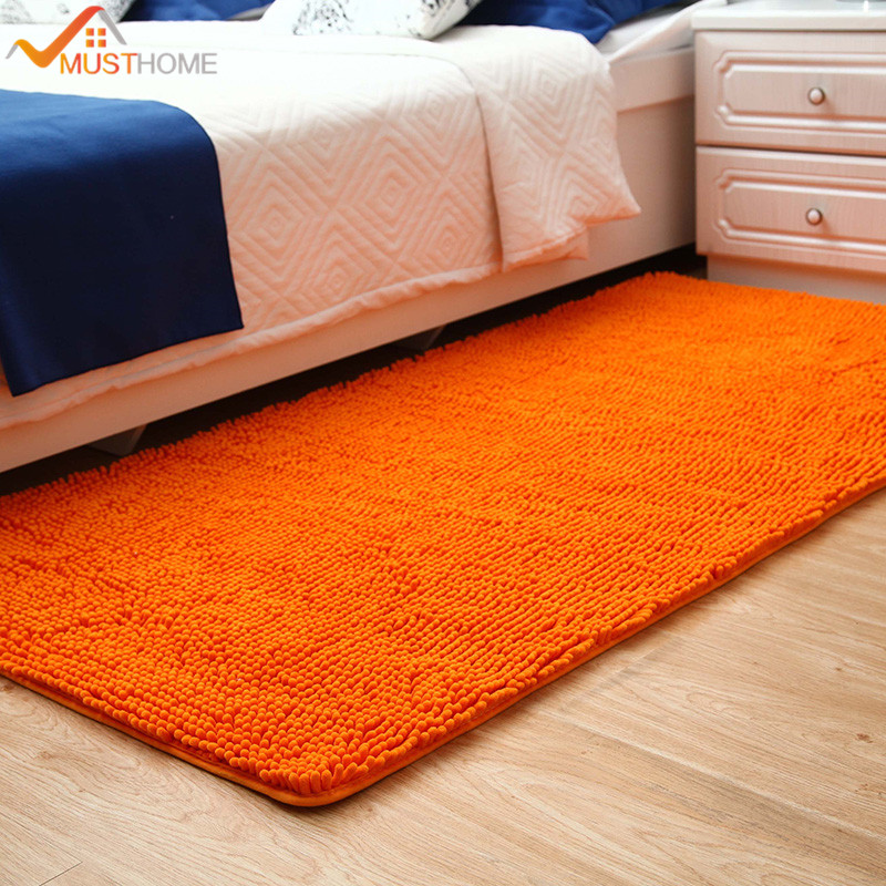 50x160cm 19 X63 Microfiber Chenille Bedroom Mat Machine Washable Rugs And Carpets In Rug From Home Garden On Aliexpress Alibaba Group