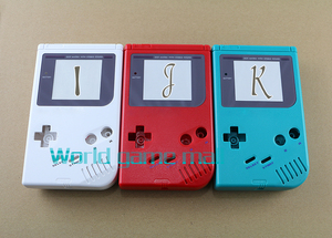 Image 3 - New replacement full set housing for game boy GB shell case for GBO DMG