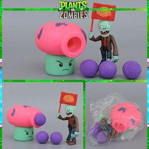 21 stil PVZ Pflanzen vs Zombies Peashooter PVC Action Figure Modell Spielzeug Geschenke Spielzeug Für Kinder Hohe Qualität Brinquedos Puppen geschenk
