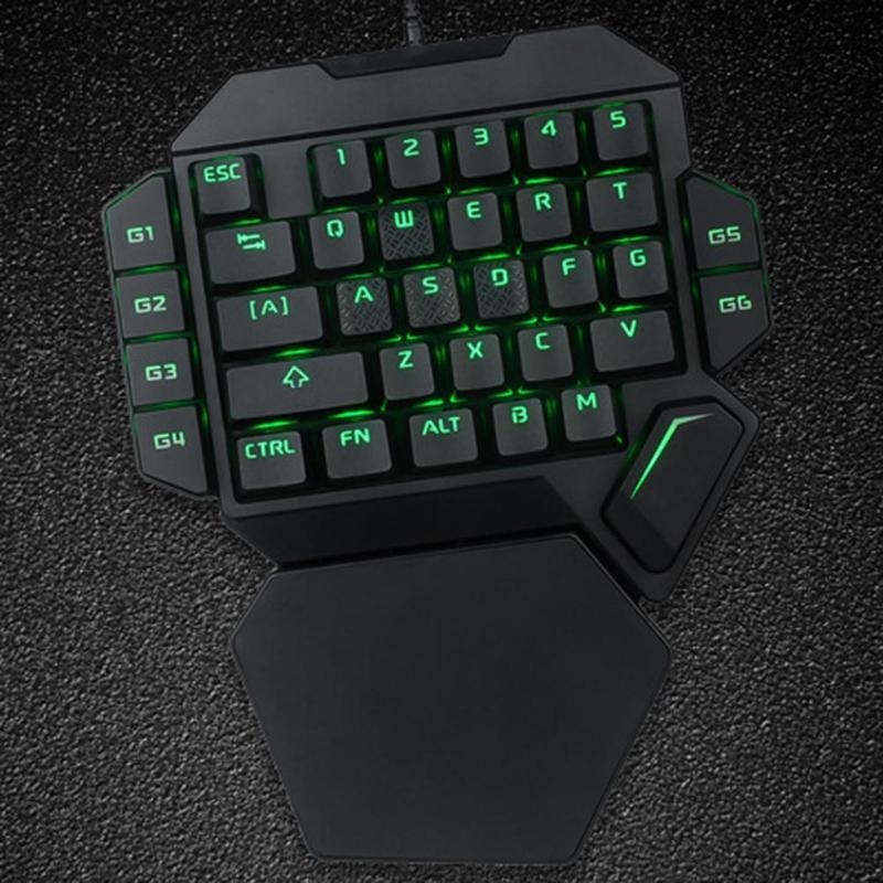 السلكية مفاتيح للألعاب VODOOL 12