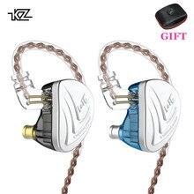 KZ AS16 8BA In Ear Earphone Balanced Armature Headset High Sound Quality Monitor HiFi Earphones KZ AS12 AS10 BA10 AS06 C16 A10