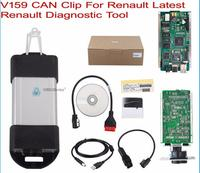 DHL Free V159 Latest Version Can Clip for Renault Professional Diagnostic Tool with Multi language canclip High quality