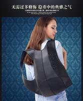 Anti theft turtle bag shoulder bag multi function travel bag men and women personality casual bag