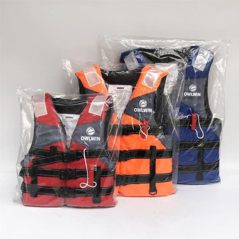 Pria Swimwear Life Vest Colete Salva-vidas untuk Olahraga Air - Olahraga air - Foto 6