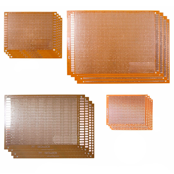 20PCS 5x7cm 7x9cm 9x15cm 12x18cm DIY Prototype Matrix PCB Universal Board kit20PCS 5x7cm 7x9cm 9x15cm 12x18cm DIY Prototype Matrix PCB Universal Board kit
