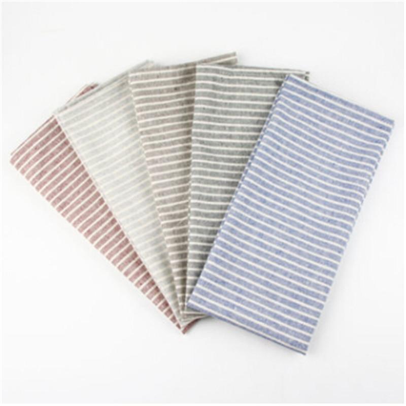 40.5*29.5 Cm Linnen Servetten Warmte-isolatie Matten Eettafel Pad Comfortabele Stof Tafel Placemats Achtergrond