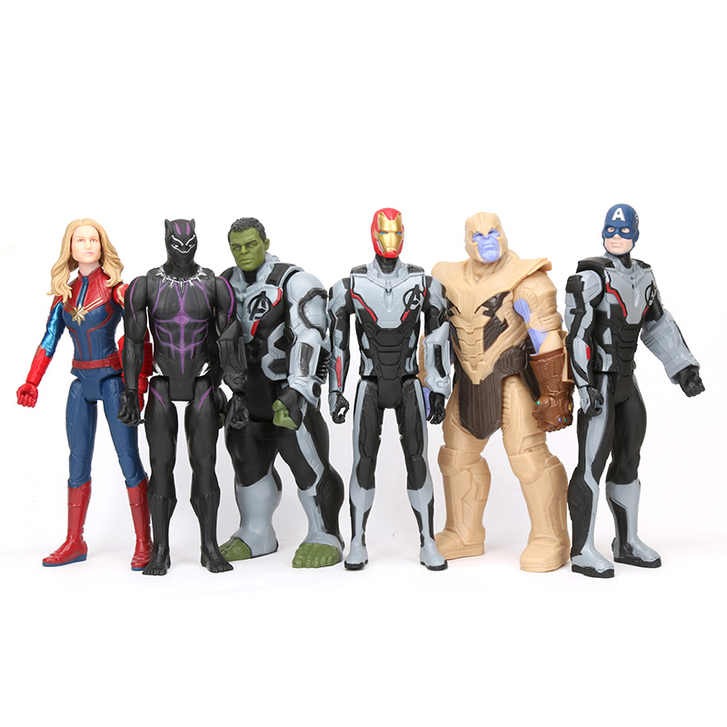 Marvel Avengers 4 Infinity War Action Figures 29cm 6