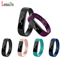 LEMADO ID115 Smart Bracelet Fitness Tracker Sleep Monitor Sport Wristband for iphone Android phone