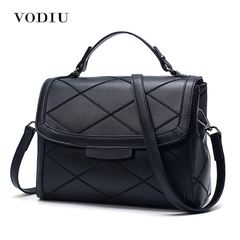 Bag Female Shoulder Bag Crossbody Bags For Women Leather Handbags 2017 Tops Luxury Brand Flap Plaid High Quality Tote Bags Women 2016 new hot luxury plaid women bags handbags high quality leather bags for women shoulder bag famous brand chain shell bag