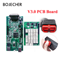 V3 0 Green PCB 2016 R0 Software New VCI TCS CDP Pro With Bluetooth Diagnostic Tool