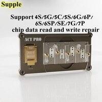 Soepel Voor iPhone hoge snelheid programmeur 4 s 5 5c 5 s 6 6 p 6 s 6sp 7 7 p chip lezen en schrijven voor matched baseband cpu unlock icloud