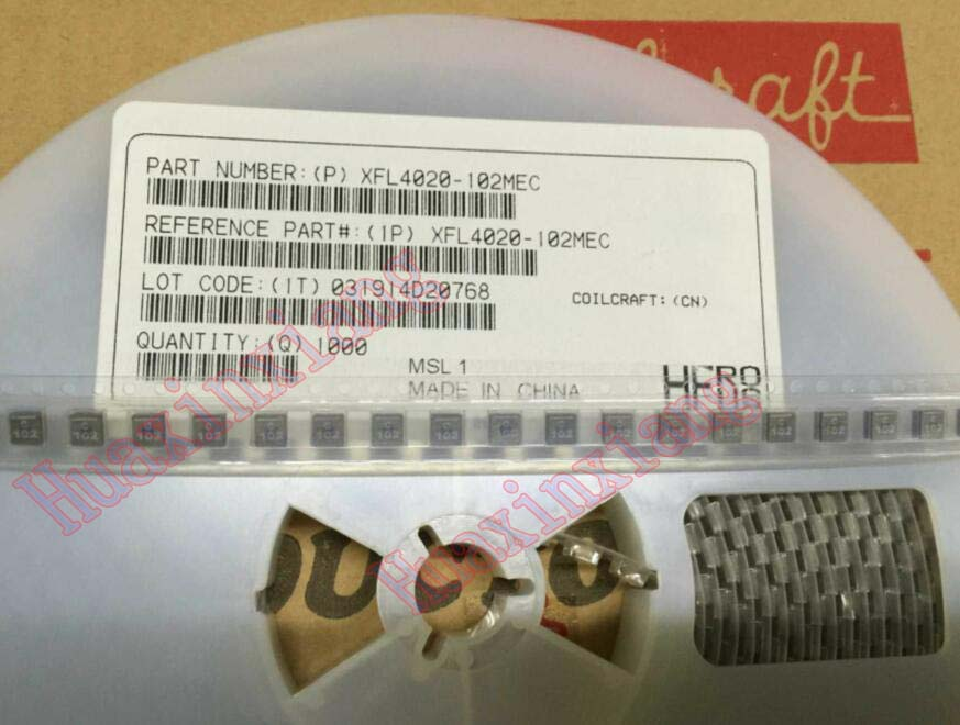 20PCS Lot XAL5050 103MEC XAL5050 103 XAL5050 103 10UH SMD Shielded Power Inductor