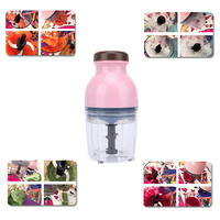 Electric Meat Grinder Blender Multifunction Fruits Vegetables Food Mixing Machine Juicer Shredder Cooking Tool Kitchen Gadgets