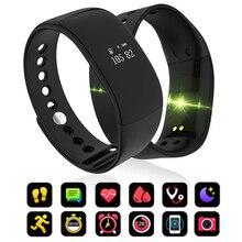 V66 Smart Bracelet Waterproof Heart Rate Monitor Men Women S