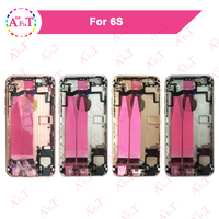 For IPhone 6S Plus Back Middle Frame Chassis Full For IPhone 6S Housing Assembly Battery Cover