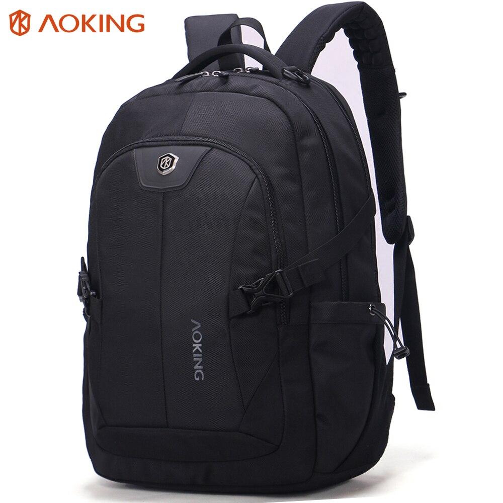 2017 Aoking New Classic Design font b Laptop b font Bag font b Backpack b font
