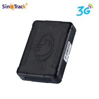 3G WCDMA Waterproof GPS Tracker ST 915W Vehicle Locator Magnet Long Standby 100 Days 7600mAh Real Time Position Tracking device