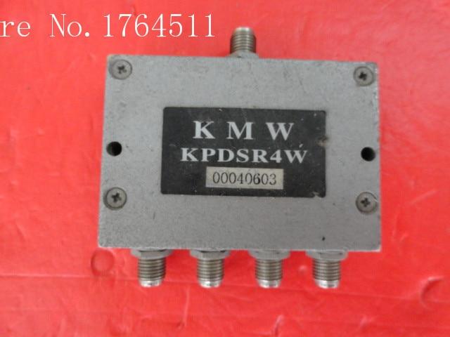 [BELLA] KMW KPDSR4W 1.5-2.3GHz A Four Supply Divider SMA