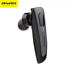 AWEI N3 Bluetooth Headphones Wireless Earphone Cordless Headset for phone Hands Free Business Connection In-ear