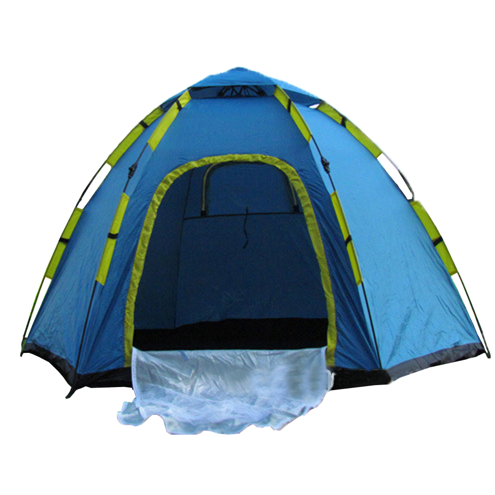 Instant Waterproof Canopy : Person portable waterproof instant pop up tent camping