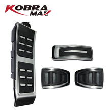 Pedals FIT For Audi A4 B8 A6 A7 A8 S4 RS4,A5 S5 RS5 8T,Q5 SQ5 8R Fuel Brake Footrest Pedal Cover Auto Accessories xyivyg car foot rest fuel brake mt pedals for audi a 1 a3 a4 a4l a4 quattro a5 s4 s6 a7 a8l q5 for manual transmission models