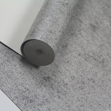 Vintage Solid Color Cement Wallpapers Home Decor Classic Wallpaper For Walls Vinyl Grey Wall Paper Roll  Cover 4 Colors
