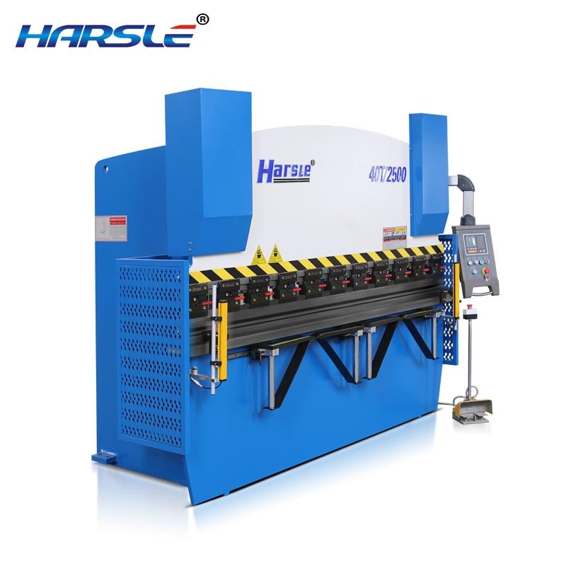 hydraulic press brake bending , sheet metal brake , press brake stainless  steel sheet bending machine