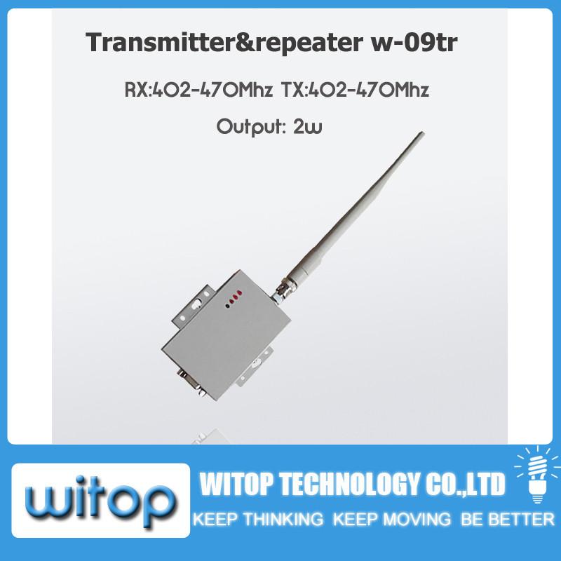 transmitter w-09tr
