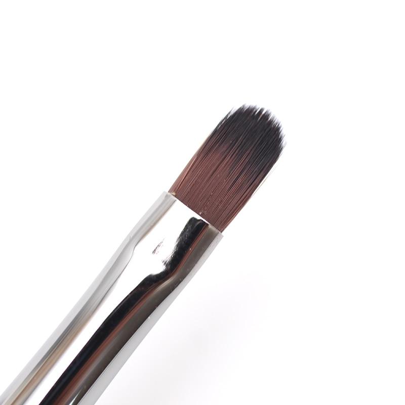Tesoura de Maquiagem corretivo pincel de lábios Usado Com : Lábio