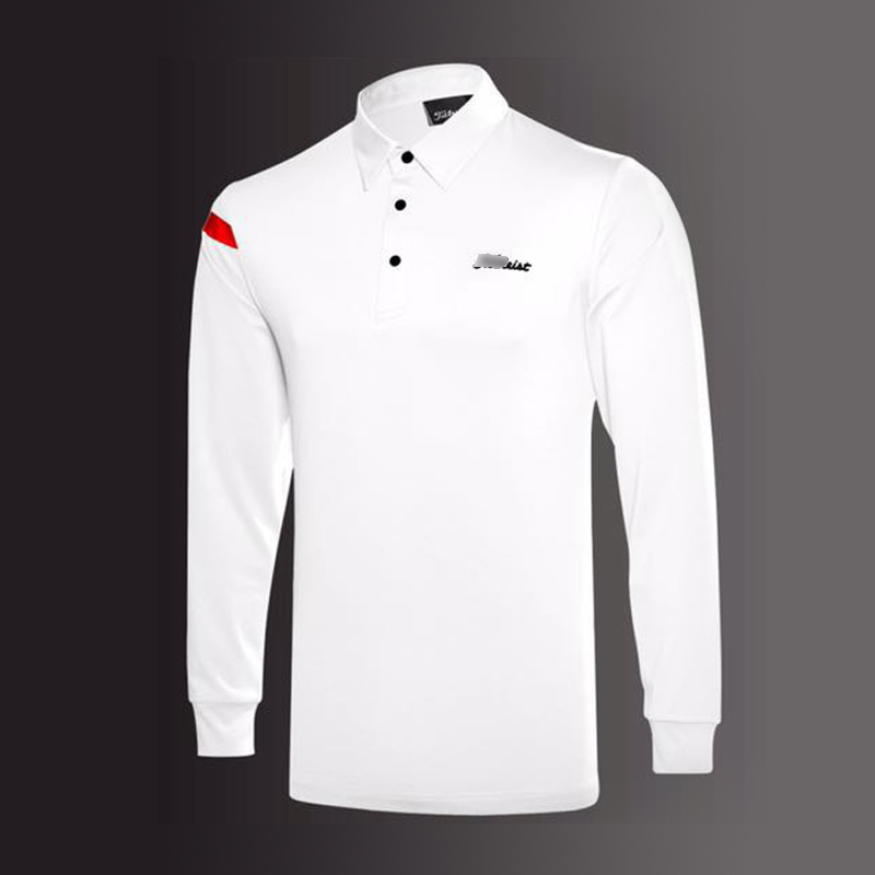 New golf clothing men long-sleeve Golf sport clothes POLO S-XXL 3 colors golf T-shirt Free shipping KG7115