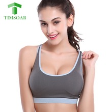 Timsoar Women Sports Yoga Bra Tops for Running Gym Workout Woman Yoga Clothing Yoga Shirts Vest Bra