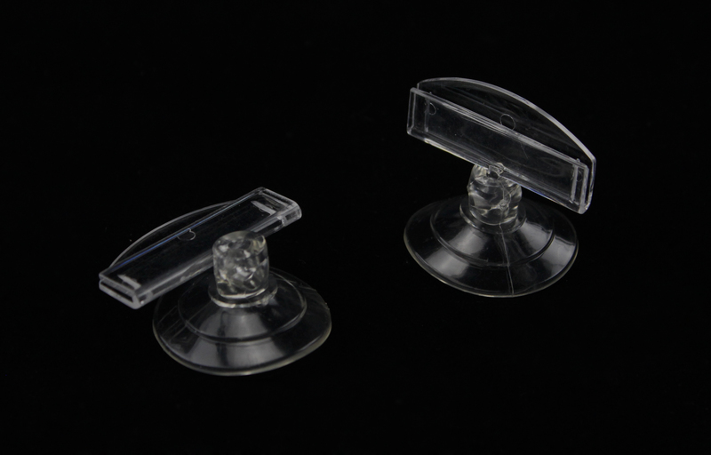 POP Sucker POP Suction Cup Stand Clip Price Tag Label Holder Glass Shelf Price Tag Display Card Picture Photo Memo Clip