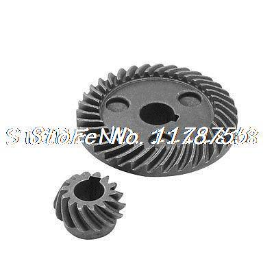 Electric Power Tool Spiral Bevel Gear Set for Makita 9523 Angle Grinder electric power tool hand drill 44mmx14 5mm bevel gear pinion set for dragon 04 10a