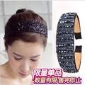 TS123 fashion noble wide beads hair bands hair clip hair jewelry! headband