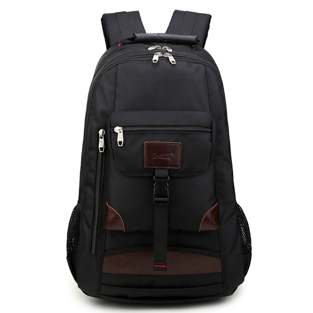 New Fashion Brand Style Travel Practical Backpack Men Oxford Waterproof Nylon Laptop School Large Backpacking Bags