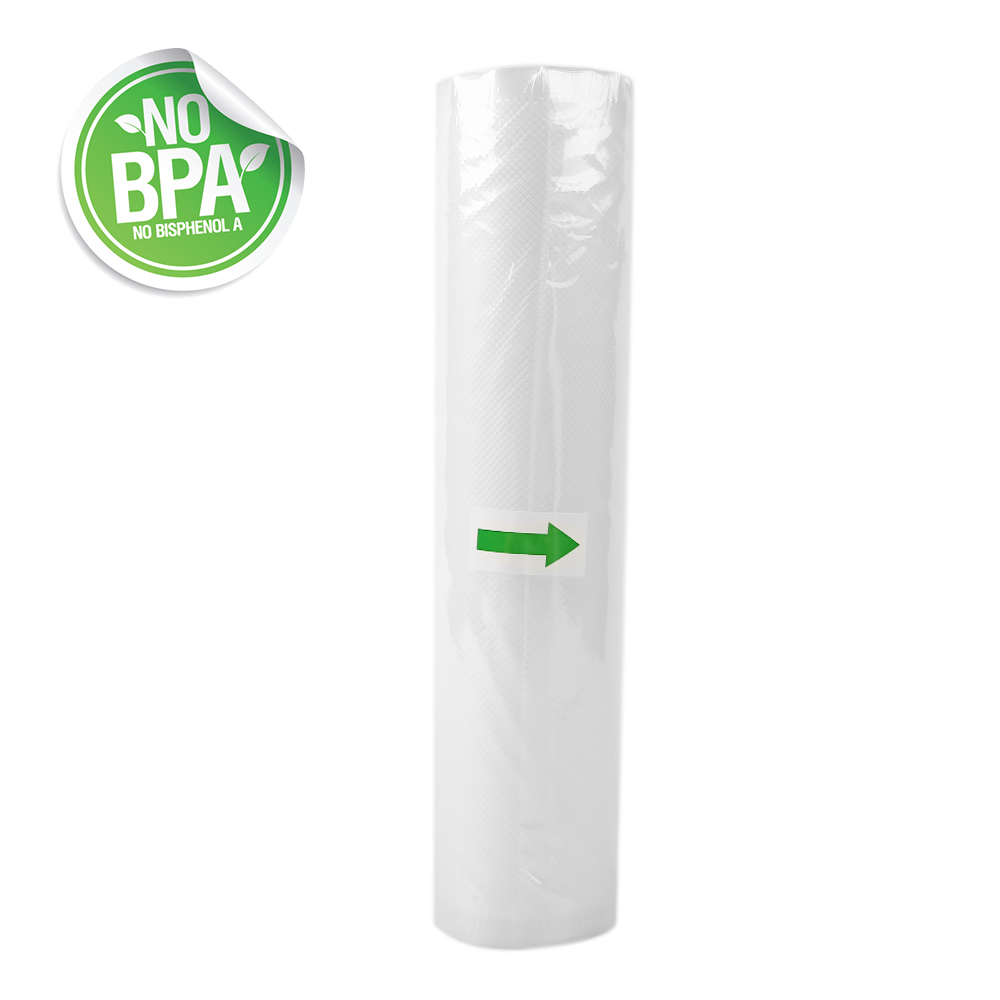 LAGUTE Vacuum Sealer Saver Bags Rolls Fresh-keeping for Kitchen Food Storage All Sizes  8